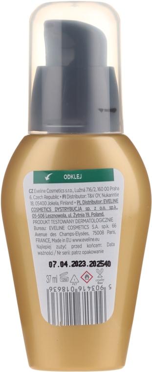 Antibakterielles Handgel mit Teebaumöl und 70% Alkohol - Eveline Cosmetics Handmed+, 70% Alcohol — Bild N2