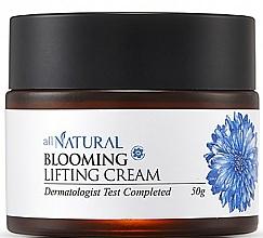 Düfte, Parfümerie und Kosmetik Feuchtigkeitscreme mit Kornblumenextrakt für reife Haut - All Natural Blooming Lifting Cream