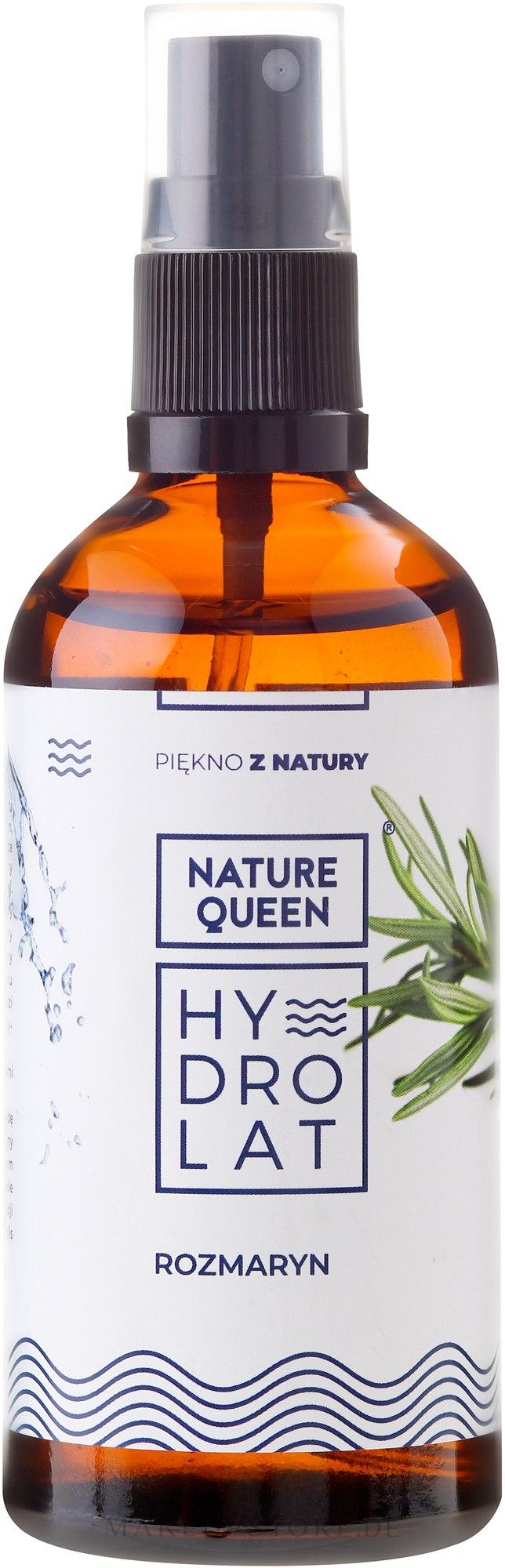Rosmarinwasser - Nature Queen Hydrolat — Bild 100 ml
