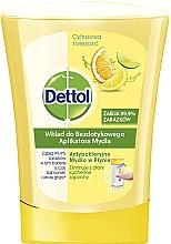 Düfte, Parfümerie und Kosmetik Antibakterielle Flüssigseife Citrus - Dettol (Nachfüller)