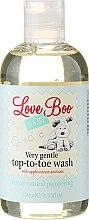 Düfte, Parfümerie und Kosmetik Kinder Duschgel und Shampoo 2in1 - Love Boo Baby Very Gentle Top-To-Toe Wash