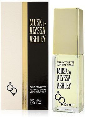 Alyssa Ashley Musk - Eau de Toilette — Bild N1