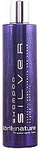 Düfte, Parfümerie und Kosmetik Shampoo für graues und lockiges Haar - Abril et Nature Color Silver Shampoo