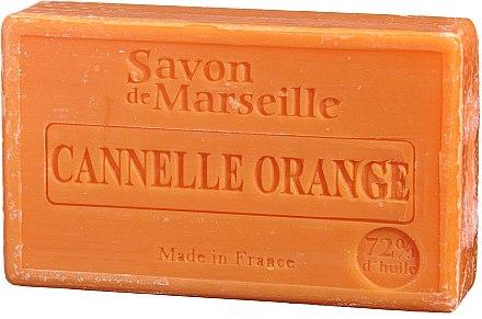 Naturseife mit Orange und Zimt - Le Chatelard 1802 Soap Orange & Cinnamon — Bild N1