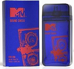 Düfte, Parfümerie und Kosmetik MTV Perfumes MTV Sound Check - Eau de Toilette
