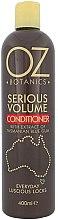 Düfte, Parfümerie und Kosmetik Haarspülung - Xpel Marketing Ltd Oz Botanics Serious Volume Conditioner