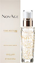 Düfte, Parfümerie und Kosmetik Revitalisierendes Gesichtsserum - Oriflame NovAge Time Restore