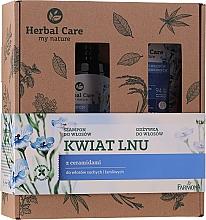 Düfte, Parfümerie und Kosmetik Haarpflegeset - Farmona Herbal Care (Shampoo 330ml + Conditioner 200ml)