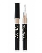 Düfte, Parfümerie und Kosmetik Concealer-Stift - Astra Make-up Fluid Cover Pen