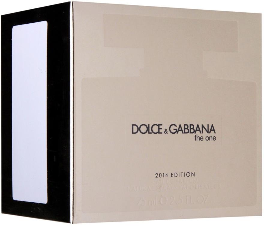 Dolce & Gabbana The One Gold Limited Edition - Eau de Parfum — Bild N3
