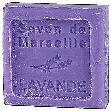 Düfte, Parfümerie und Kosmetik Naturseife Lavendel - La Maison du Savon de Marseille Lavande Le Chatelard Soap