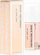 Düfte, Parfümerie und Kosmetik BB Creme mit Allantoin, Vitamin E und Hyaluronsäure - Beaute Mediterranea BB Cream