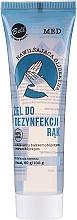 Düfte, Parfümerie und Kosmetik Feuchtigkeitsspendendes Handdesinfektionsgel mit Glycerin - Bell Med-Gel 60% Ethanol (Tube)