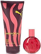 Düfte, Parfümerie und Kosmetik Woman Puma Animagical Woman - Kosmetikset (Eau de Toilette/20ml + Duschgel/200ml)