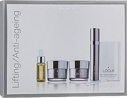Düfte, Parfümerie und Kosmetik Anti-Aging Gesichtspflegeset - LOOkX Try Me Set Lifting Anti-Ageing