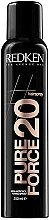 Düfte, Parfümerie und Kosmetik Haarlack - Redken Pure Force 20 Hair Spray