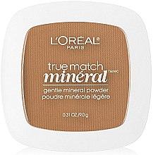 Düfte, Parfümerie und Kosmetik Gesichtspuder - L'Oreal Paris True Match Mineral Powder