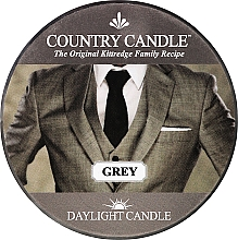 Düfte, Parfümerie und Kosmetik Duftkerze Daylight Grey - Country Candle Grey Daylight