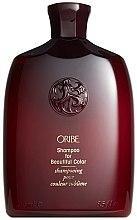 Düfte, Parfümerie und Kosmetik Farbschutz-Shampoo für coloriertes Haar - Oribe Beautiful Color Shampoo