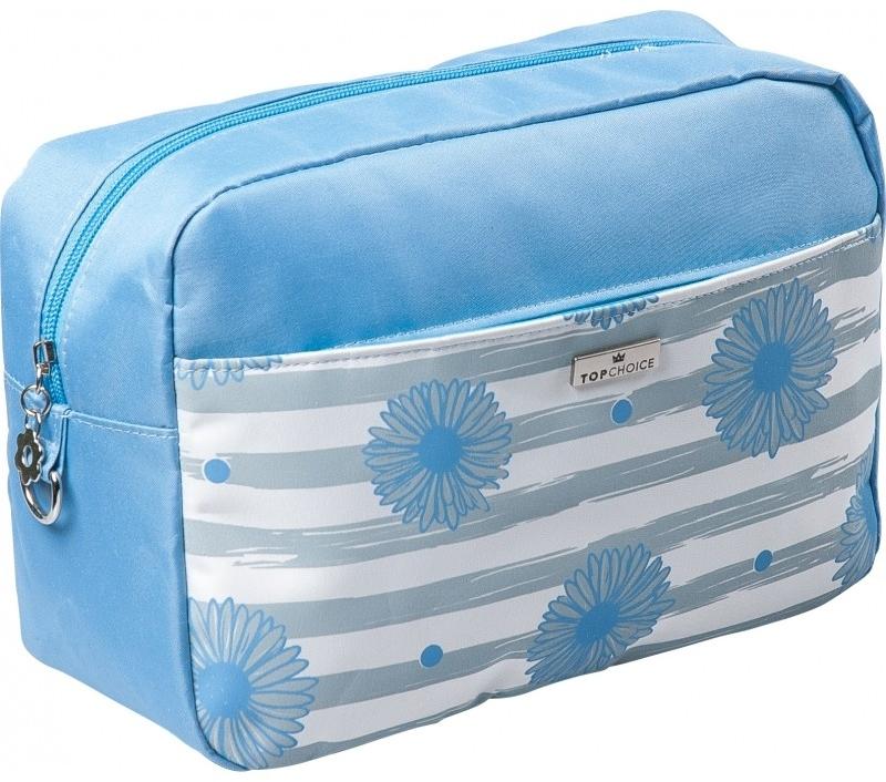 Kosmetiktasche Marguerite 98116 blau - Top Choice — Bild N1