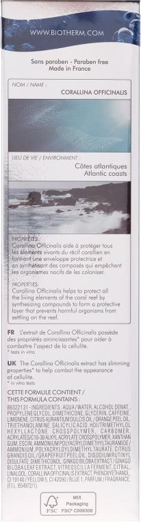 Anti-Cellulite Gel mit Koffein und Korallenalgenextrakt für den Körper - Biotherm Celluli Eraser Visible Cellulite Reducer Concentrate — Bild N4