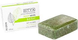 Düfte, Parfümerie und Kosmetik Vitalisierende Seife mit Algen - Styx Naturcosmetic Basic Soap With Algae
