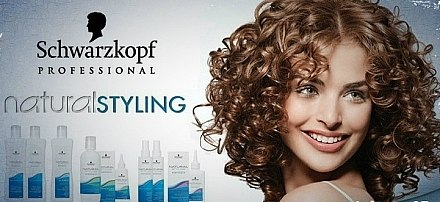 Well-Lotion für schwer wellbares Haar - Schwarzkopf Professional Natural Styling Classic Lotion 0 — Bild N2
