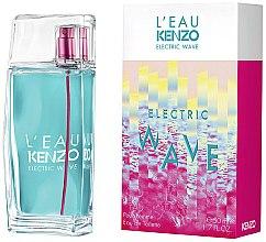 Düfte, Parfümerie und Kosmetik Kenzo L`Eau par Kenzo Electric Wave Pour Femme - Eau de Toilette