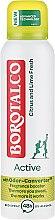 Düfte, Parfümerie und Kosmetik Deospray - Borotalco Active