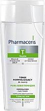 Düfte, Parfümerie und Kosmetik Normalisierendes Gesichtstonikum für T-Zone - Pharmaceris T Puri-Sebotonique Normalizing Toner