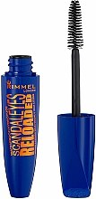 Düfte, Parfümerie und Kosmetik Wasserfeste Mascara für voluminöse Wimpern - Rimmel London Scandaleyes Reloaded Waterproof Mascara