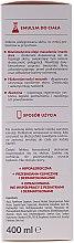 Straffende Emulsion für den Körper - Emolium Body Emulsion Dry and Very Dry Skin — Bild N4