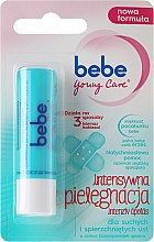 Düfte, Parfümerie und Kosmetik Pflegender Lippenbalsam für trockene und rissige Lippen - Bebe Young Care