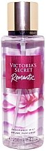 Düfte, Parfümerie und Kosmetik Parfümierter Körpernebel - Victoria's Secret Romantic Fragrance Body Mist