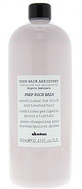 Pflegende Haarspülung - Davines Your Hair Assistant Prep Rich Balm — Bild N3