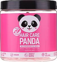 Düfte, Parfümerie und Kosmetik Nahrungsergänzungsmittel Panda für Haar als Gummibärchen - Noble Health Travel Hair Care Panda