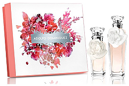 Düfte, Parfümerie und Kosmetik Adolfo Dominguez Agua Fresca de Rosas - Set(edt/120ml + edt/30ml)