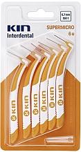 Düfte, Parfümerie und Kosmetik Interdentalzahnbürsten 0,7 mm - Kin Supermicro ISO 1