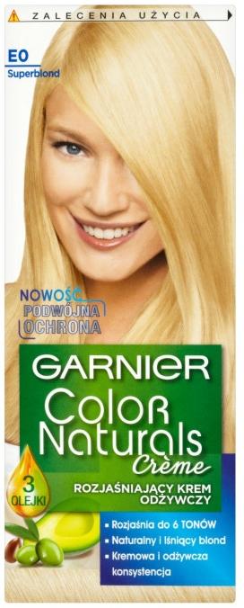 Aufhellende Cremefarbe - Garnier Color Naturals — Bild N1