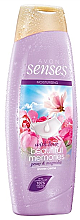 "Düfte, Parfümerie und Kosmetik Feuchtigkeitsspendende Duschcreme ""Beautiful Memories"" - Avon Senses Beautiful Memories Shower Cream Gel"