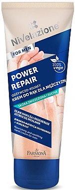 """Pflegende und beruhigende Handcreme """"Power Repair"""" für Männer - Farmona Nivelazione Power Repair Nourishing And Soothing Hand Cream For Men — Bild N1"""