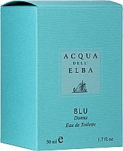Düfte, Parfümerie und Kosmetik Acqua Dell Elba Blu Donna - Eau de Toilette