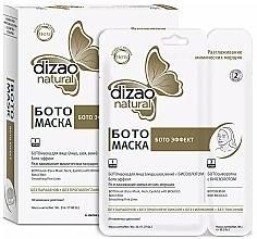Düfte, Parfümerie und Kosmetik Gesichtsmaske mit Botox-Effekt - Dizao