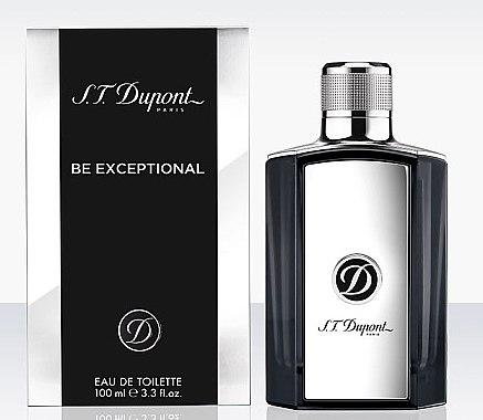 Dupont Be Exceptional - Eau de Toilette — Bild N1