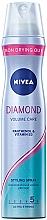 "Düfte, Parfümerie und Kosmetik Haarlack ""Diamond Volume"" Ultra starker Halt - Nivea Hair Care Keratin 5"