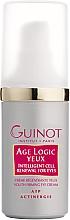 Düfte, Parfümerie und Kosmetik Verjüngende und straffende Augencreme - Guinot Age Logic Yeux