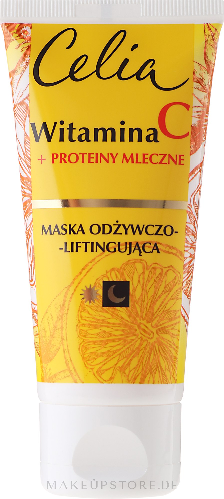 Gesichtsmaske - Celia Witamina C Face Mask — Bild 60 ml