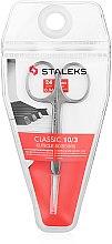 Düfte, Parfümerie und Kosmetik Nagelhautschere 24 mm SC-10/3 - Staleks Classic 10 Type 3