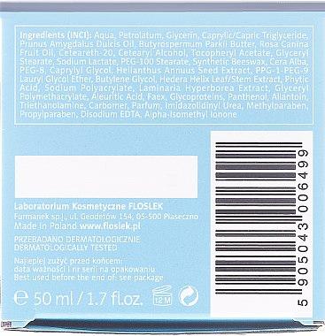 Nachtcreme zur Wiederherstellung der Lipidschicht - Floslek Pollution Anti Lipo–repairing Cream — Bild N4