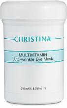 Düfte, Parfümerie und Kosmetik Multivitamin-Augenmaske - Christina Multivitamin Anti-Wrinkle Eye Mask